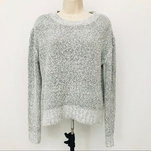Divided Brand Sweater Grey Knit Size Small